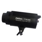 TRIOPO Oubao TTR300W Studio Flash with E27 150W Light Bulb