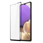 For Samsung Galaxy A32 5G DUX DUCIS 0.33mm 9H Medium Alumina HD Full Screen Tempered Glass Film(Black)