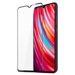 For Xiaomi Redmi Note 8 Pro DUX DUCIS 0.33mm 9H Medium Alumina HD Full Screen Tempered Glass Film(Black)