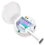 ZU-913 UVC LED Mini Toothbrush Sterilization Box Data Pack