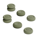 Game Controller Rocker Cap Anti-Skid Heightening Suit For NS PRO /PS4/PS5(Army Green)
