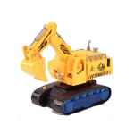 Children Light And Music Simulation Electric Excavator Car Toy, Style: Engineering Vehicle