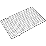 2 PCS Household Kitchen Cold Rack Bread Cake Biscuit Cooling Rack Cold Net, Specification: 40x25cm