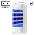Electric Mosquito Killer Plug-In Mosquito Killer, Colour: EU Plug 250V (White)