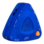 ENO EM-688 Electronic Vocal Rechargeable Metronome For Piano/Guitar/Drum/Guzheng/Violin(Blue)