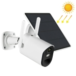 T20 1080P Full HD 4G (EU Version) Solar Powered WiFi Camera, Support Motion Detection, Night Vision, Two Way Audio, TF Card