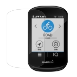 For Garmin Edge 830 0.26mm 2.5D 9H Tempered Glass Film Screen Protector