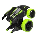 [US Warehouse] 2.4G Wireless Remote Control Car Toy Double Sided 360 Degree Rotating Telescopic Stunt Car