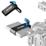 YELANGU A65 SSD Mount Bracket SSD Holder for Camera Cage(Black)