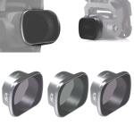 JSR KS 3 in 1 ND8+ND16+CPL Lens Filter for DJI FPV, Aluminum Alloy Frame