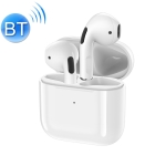 Remax Proda TWS-10 Bluetooth 5.0 True Wireless Stereo Music Earphone(White)