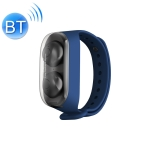 Remax Proda TWS-15 Bluetooth 5.0 Portable Wristband Style True Wireless Stereo Earphone(Blue)