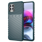 For Motorola Moto Edge S Thunderbolt Shockproof TPU Protective Soft Case(Green)