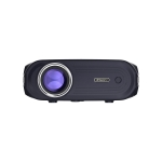 UHAPPY U70 1920x1080P 140 ANSI Portable Mini Office Home Theater LED HD Digital Projector,Basic Version(Matt Grey)