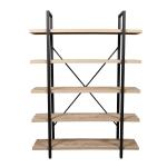 [US Warehouse] Household Storage Rack Book Shelf