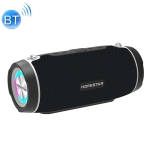 HOPESTAR H45 PARTY Portable Outdoor Waterproof Bluetooth Speaker, Support Hands-free Call & U Disk & TF Card & 3.5mm AUX & FM (Black)
