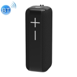 HOPESTAR P15 Portable Outdoor Waterproof Wireless Bluetooth Speaker, Support Hands-free Call & U Disk & TF Card & 3.5mm AUX (Black)