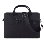 WiWU City Commuter Business Laptop Bag Carrying Handbag for 13 inch Laptop (Black)