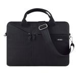WiWU City Commuter Business Laptop Bag Carrying Handbag for 15.6 inch Laptop(Black)