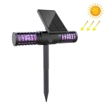 SZ-16008 Solar Mosquito Killer Light Outdoor IP65 Waterproof LED Landscape Garden Ground Plug Mosquito Trap Decorative Lawn Lamp