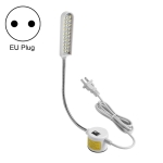 LED Sewing Machine Lamp Highlight Magnet Working Energy-saving Patch Lamp 830 Patch (EU Plug)