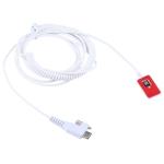 Universal Mobile Phone Burglar Alarm Display Holder / Anti-theft Display Stand with Remote Controller & Type-C / USB Port Port