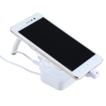 S15 Anti-theft Alarm Stand Security System Touch Burglar Alarm / Anti-theft Alarm Display Holder for Samsung / Huawei / Xiaomi / OPPO / vivo / LG with Micro-USB Port