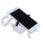 Aluminum Shell Square-column Anti-theft Alarm Stand Security System Burglar Alarm / Anti-theft Alarm Display Holder for Samsung / Huawei / Xiaomi / OPPO / vivo / LG with Micro-USB Port