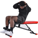 [US Warehouse] Household 6-speed Adjustable Multifunctional Sit-up Bench Abdominal Muscle Training Stool