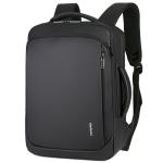 MeiNaiLi 1901 Large Capacity Men Shoulders Bag Laptop Backpack with  External USB Charging Port