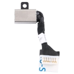 DC Power Jack Connector With Flex Cable for DELL Latitude 3400 3500 Inspiron 15 5584 0TM5N3 TM5N3 450.0FV06.001 0021