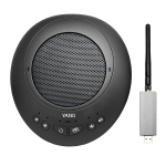 YANS YS-M31 2.4G Video Conference Wireless Omnidirectional Microphone(Black)