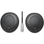 YANS YS-M31L 2.4G Video Conference Wireless Omnidirectional Microphone (Black)
