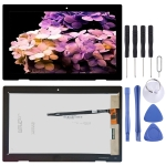 FHD1920x1080 LCD Screen and Digitizer Full Assembly for Lenovo IdeaPad D330 N5000 D330-10IGM (Black)