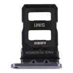 SIM Card Tray + SIM Card Tray for Xiaomi Mi 11 (Black)