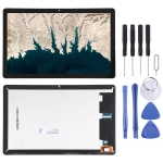 LCD Screen and Digitizer Full Assembly for Lenovo Chromebook Duet (10.1 inch) CT-X363F CT-X636N CT-X636(Black)