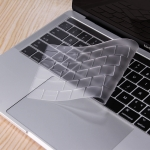 0.13mm Transparent TPU Laptop Keyboard Protective Film For MacBook Air 13.3 inch A1369 & A1466