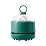 X1 Mini USB Handheld Wireless Desktop Vacuum Cleaner(Green)
