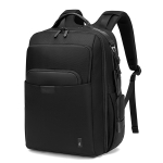BANGE BG-G63 Business Shoulders Bag Waterproof Travel Computer Backpack(Black)