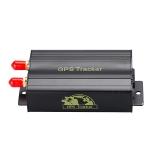DEAOKE GPS Car Locator Car Anti-Theft Tracker