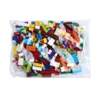 Multifunctional Building Table Learning Toy Puzzle Assembling Toy For Children, Style: 300 Small Blocks