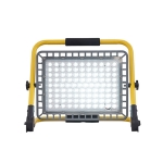 200W  LED Rechargeable Emergency Light Night Market Ultra Bright Waterproof Flood Light, EU Plug(Cold White Light)
