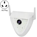 DP16 2.0 Megapixel 42 LEDs Garden Light Smart Camera, Support Motion Detection / Night Vision / Voice Intercom / TF Card, AU Plug