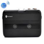 Tonivent TON007B Portable Bluetooth Cassette Player FM Radio (Black)