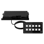 Bluetooth APP Control RV / Yacht Modified 10-position Switch Panel