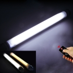 LUXCeO P7 Dual Color Temperature Photo LED Stick Video Light Waterproof Handheld LED Fill Light with Remote Control