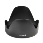 EW-78BII Lens Hood Shade for Canon EF 28-135mm f/3.5-5.6 is USM Lens (Black)