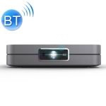 H100 960 x 540 4000 Lumens 2.4G / 5G Wifi + Bluetooth Smart Projector with Voice Remote Control, Support Android 6.0 System