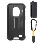 For Ulefone Armor 9 Multifunctional TPU + PC Protective Case with Back Clip & Carabiner