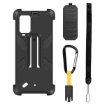 For Ulefone Armor 10 5G Multifunctional TPU + PC Protective Case with Back Clip & Carabiner